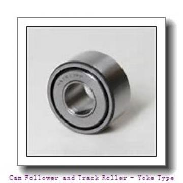RBC BEARINGS RBY 1 5/8  Cam Follower and Track Roller - Yoke Type