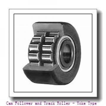 SMITH YR-1-1/2-X-SS  Cam Follower and Track Roller - Yoke Type