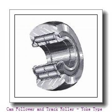 RBC BEARINGS RBY 2 1/4  Cam Follower and Track Roller - Yoke Type