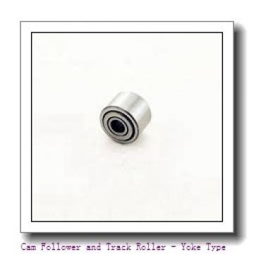RBC BEARINGS RBY 1 1/8  Cam Follower and Track Roller - Yoke Type