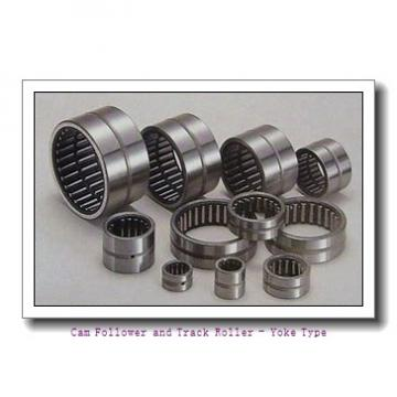 RBC BEARINGS RBY 7  Cam Follower and Track Roller - Yoke Type