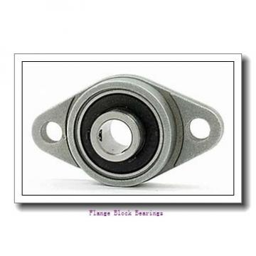 SEALMASTER SF-18  Flange Block Bearings