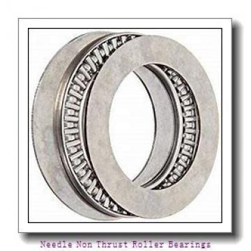 3 Inch | 76.2 Millimeter x 4.5 Inch | 114.3 Millimeter x 2 Inch | 50.8 Millimeter  MCGILL GR 56 RS/MI 48 DS  Needle Non Thrust Roller Bearings