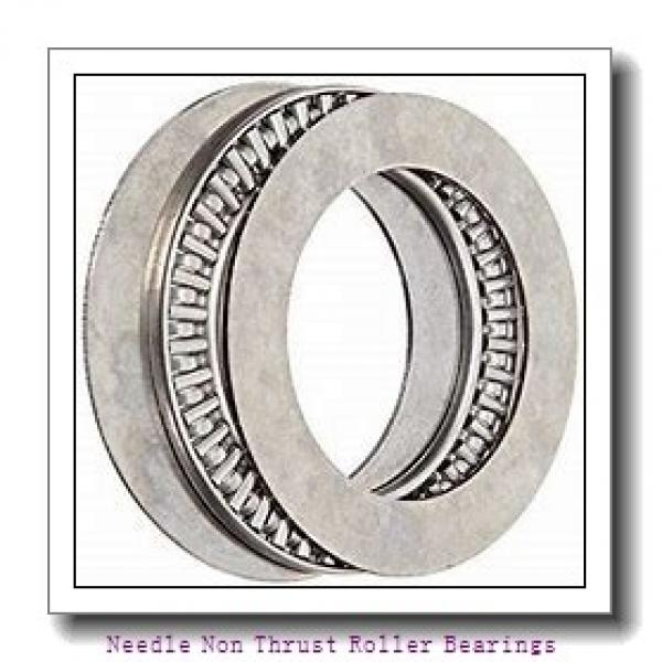 1.5 Inch | 38.1 Millimeter x 2.063 Inch | 52.4 Millimeter x 1.25 Inch | 31.75 Millimeter  MCGILL MR 24 RS  Needle Non Thrust Roller Bearings #2 image