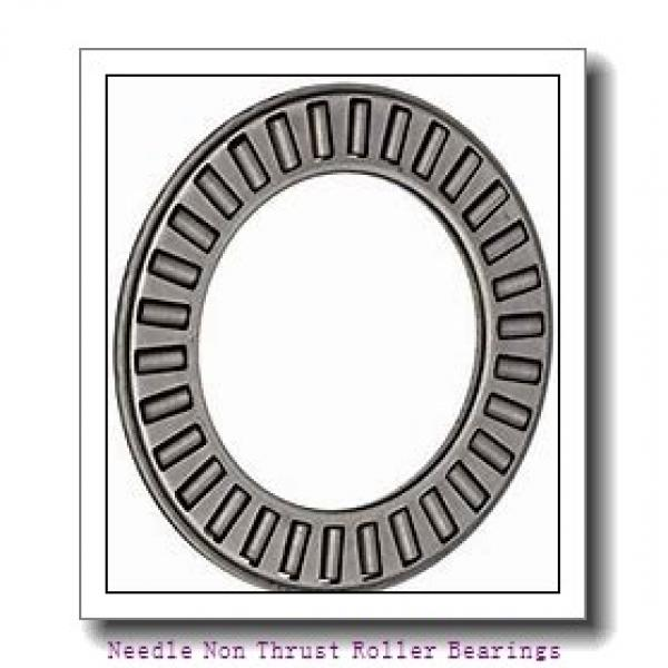 1.5 Inch | 38.1 Millimeter x 2.063 Inch | 52.4 Millimeter x 1.25 Inch | 31.75 Millimeter  MCGILL MR 24 RS  Needle Non Thrust Roller Bearings #3 image