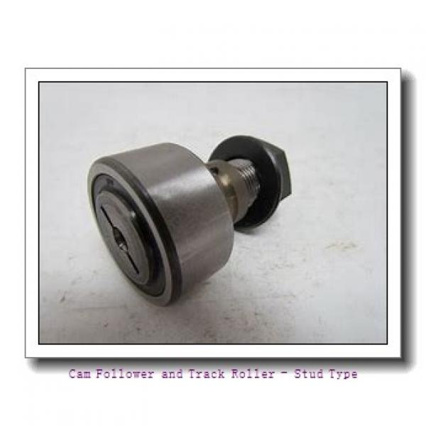 MCGILL MCFD 47 X  Cam Follower and Track Roller - Stud Type #1 image