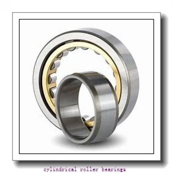 340 mm x 520 mm x 82 mm  TIMKEN NU1068MA  Cylindrical Roller Bearings #1 image