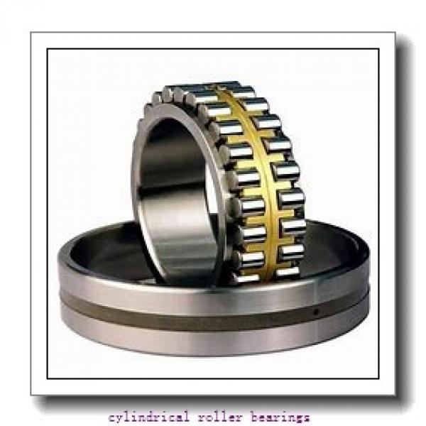 340 mm x 520 mm x 82 mm  TIMKEN NU1068MA  Cylindrical Roller Bearings #2 image